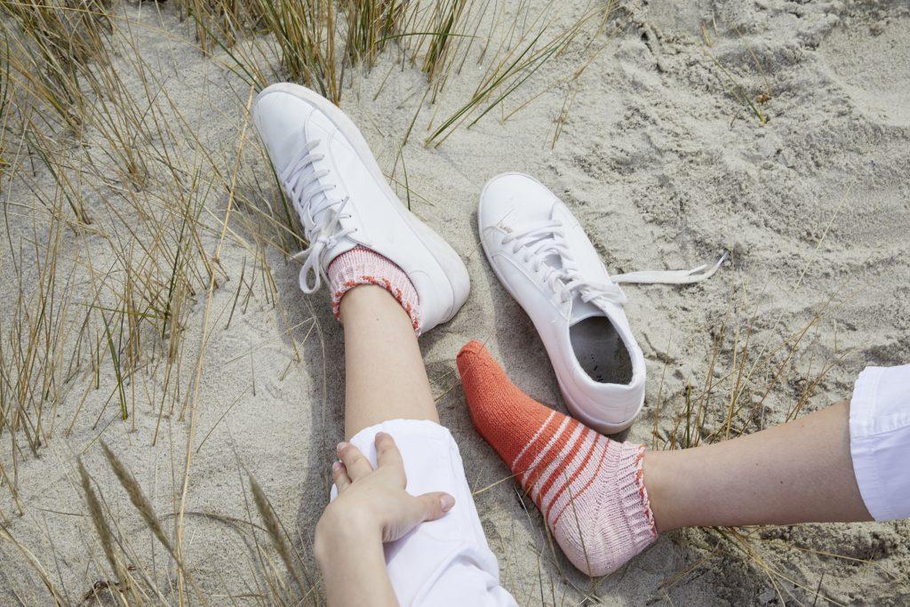 21 05 19 Ard Buffet Sneaker Socken Stricken Tanja Steinbach